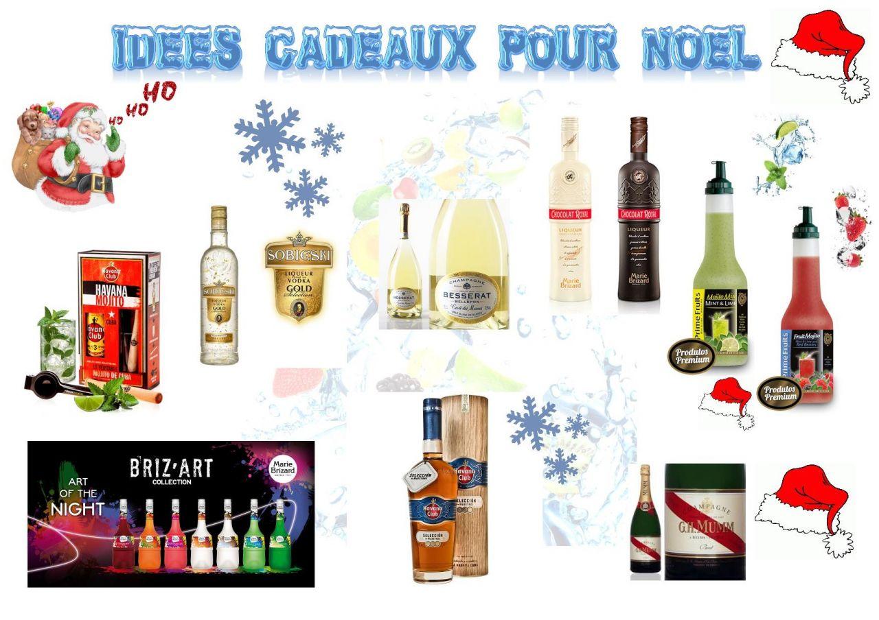 Idees cadeaux noel vente de gla ons et glace carbonique - Vente de cadeaux de noel ...